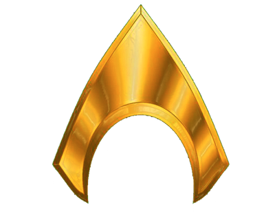 aquaman logo by alexbadass on deviantart