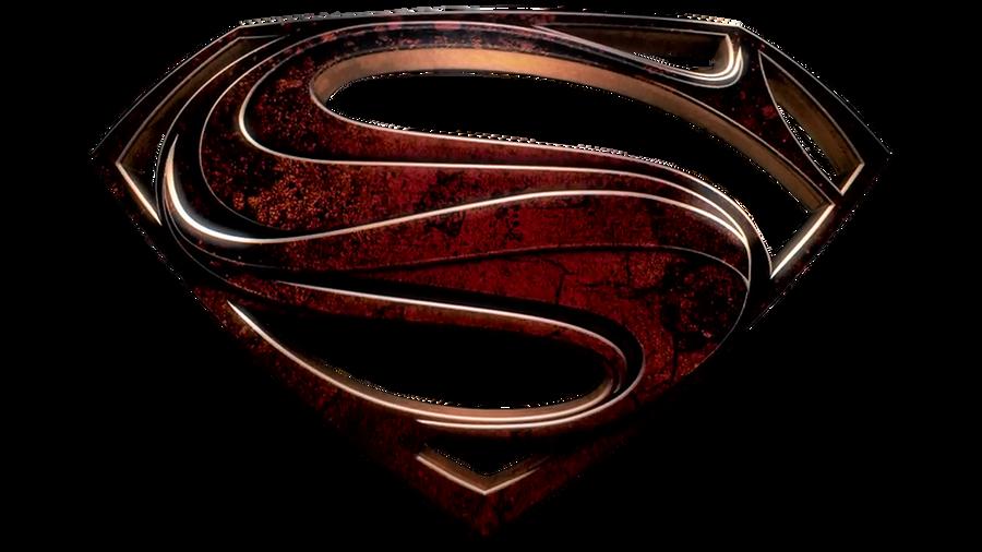 Superman Logo (Man of Steel) by Alexbadass on DeviantArt
