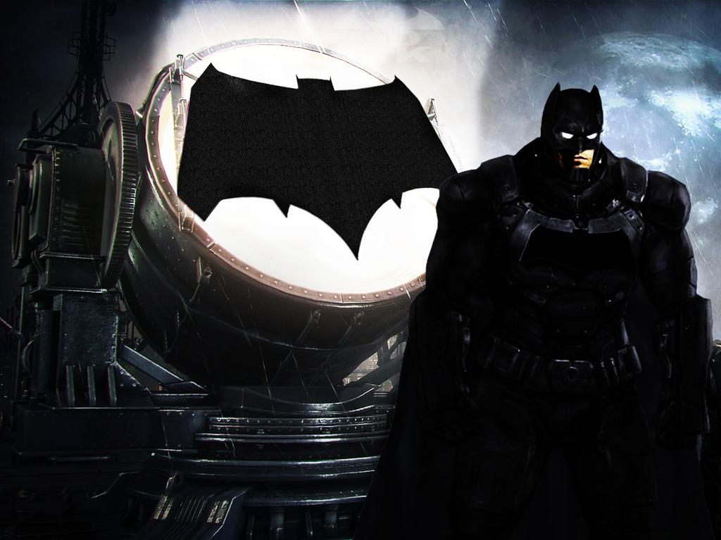Batmans Armor In Batman V Superman By Alexbadass