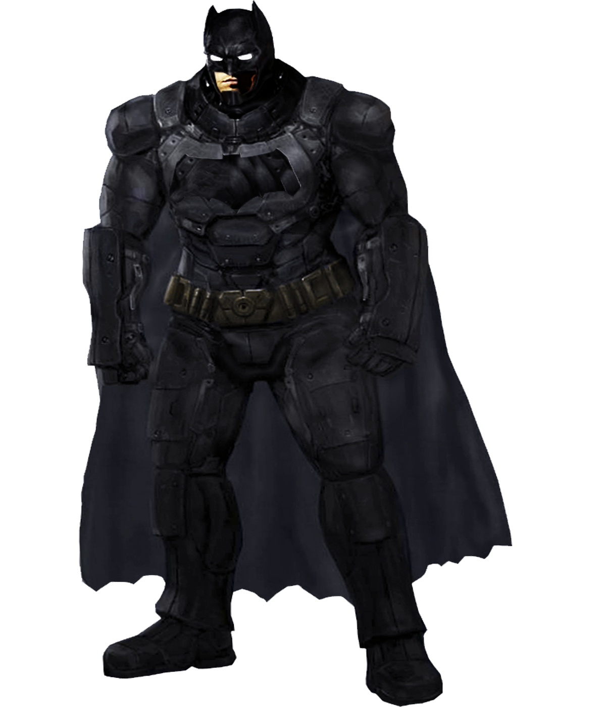Bat-armor from Dawn of justice by Alexbadass on DeviantArt