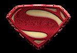 Dawn of Justice Superman logo