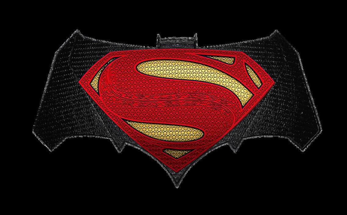 Batman V Superman Chest Logos By Alexbadass On Deviantart