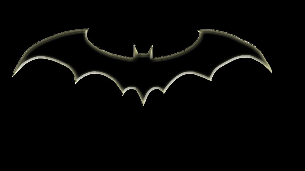 Batman arkham logo png
