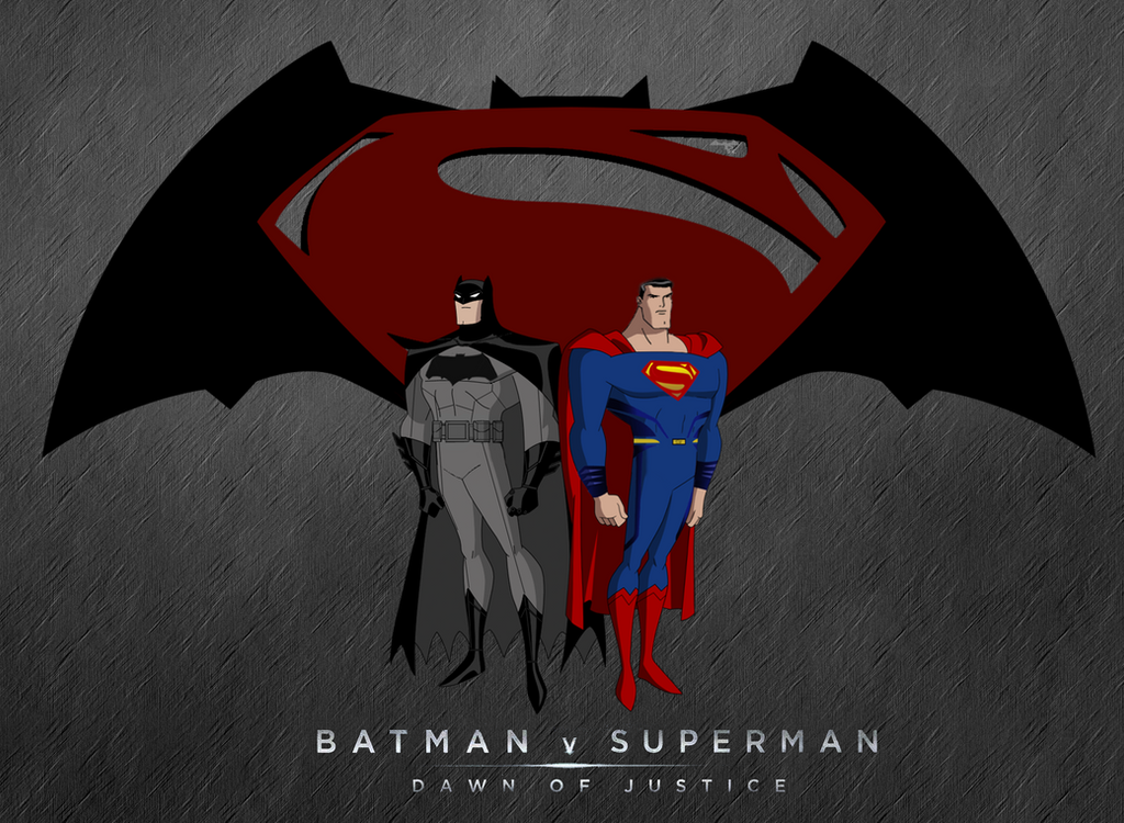 batman and superman cartoon wallpaper - photo #19