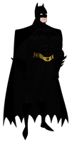 JLU Batman Begins by Alexbadass