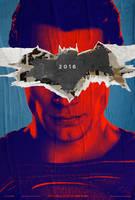 Batman V Superman: Dawn Of Justice teaser poster 2 by Alexbadass