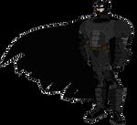 JLU Batman Dawn of Justice (Armored)