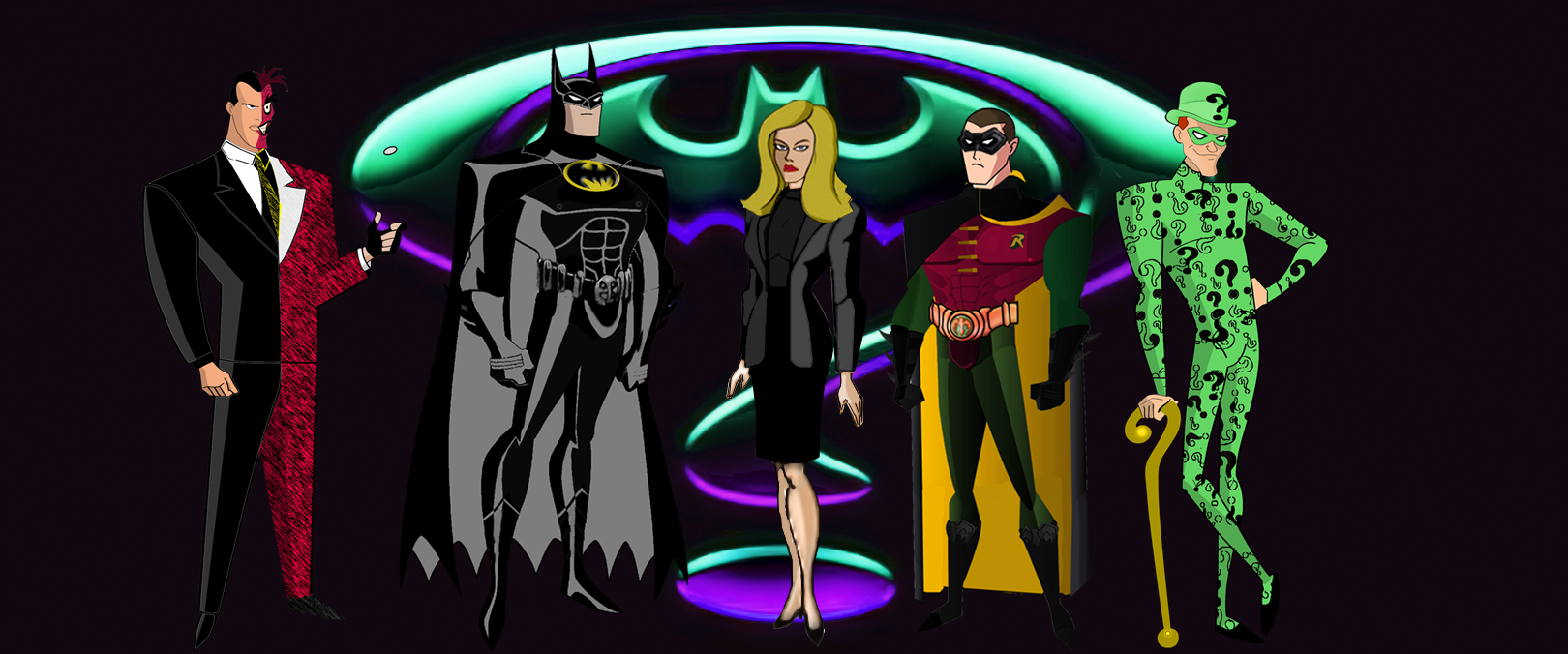 Batman Forever By Alexbadass On DeviantArt