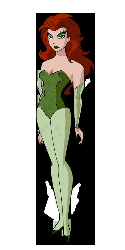 TNBA Poison Ivy Batman And Robin By Alexbadass On DeviantArt