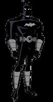 TNBA Fireproof Batsuit