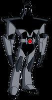 Batman Beyond Bat Armor