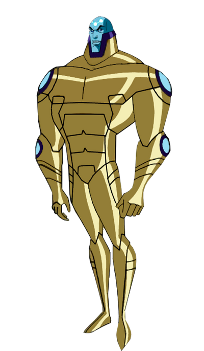 Luthor-Brainiac