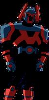 Superman: TAS Apokolips Armor