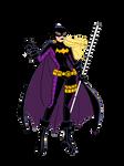TNBA Stephanie Brown Batgirl
