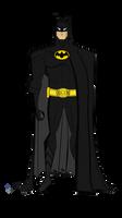 Updated Batman 1989 JLU Style