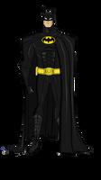 Updated Batman Returns JLU Style