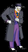 Mask of Phantasm Joker