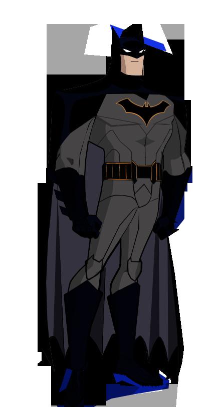 JL Batman DC Rebirth by Alexbadass