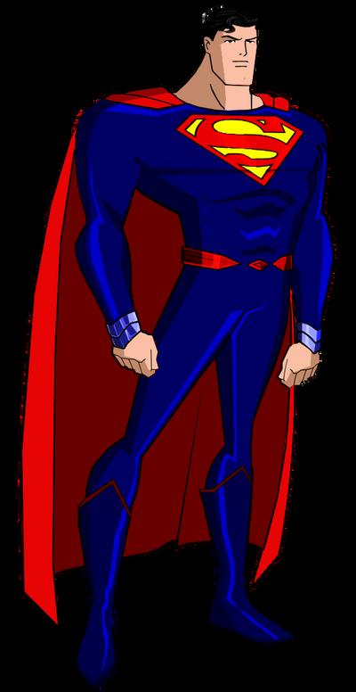jlu superman dc rebirth by alexbadass on deviantart