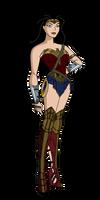 JL Updated Wonder Woman Dawn of Justice