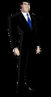 JL Bruce Wayne