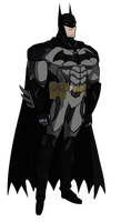JL Batman Arkham Knight