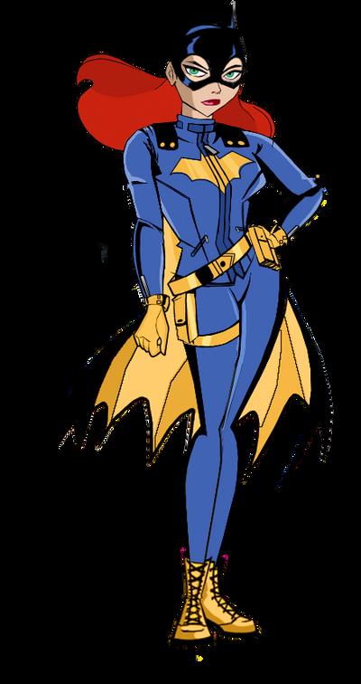 TNBA Batgirl Redesign new 52 by Alexbadass