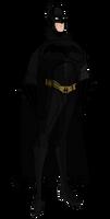 Updated JL Batman Begins