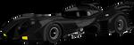 The Batmobile by Alexbadass