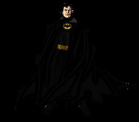 Batman Returns unmasked by Alexbadass