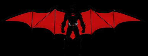Keaton Classic Batman Beyond armor by Alexbadass