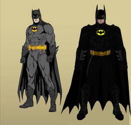 Batman by Fabok by Alexbadass