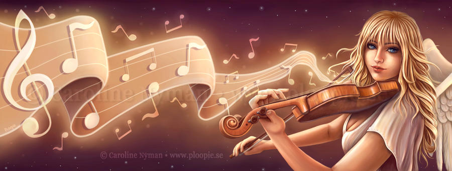 Playing the stars by Ploopie