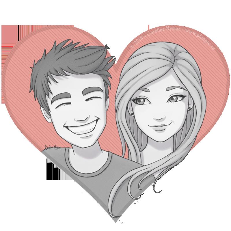 Steve and Sara