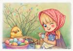 Easter Fun by Ploopie