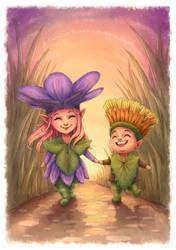 Children of Spring by Ploopie