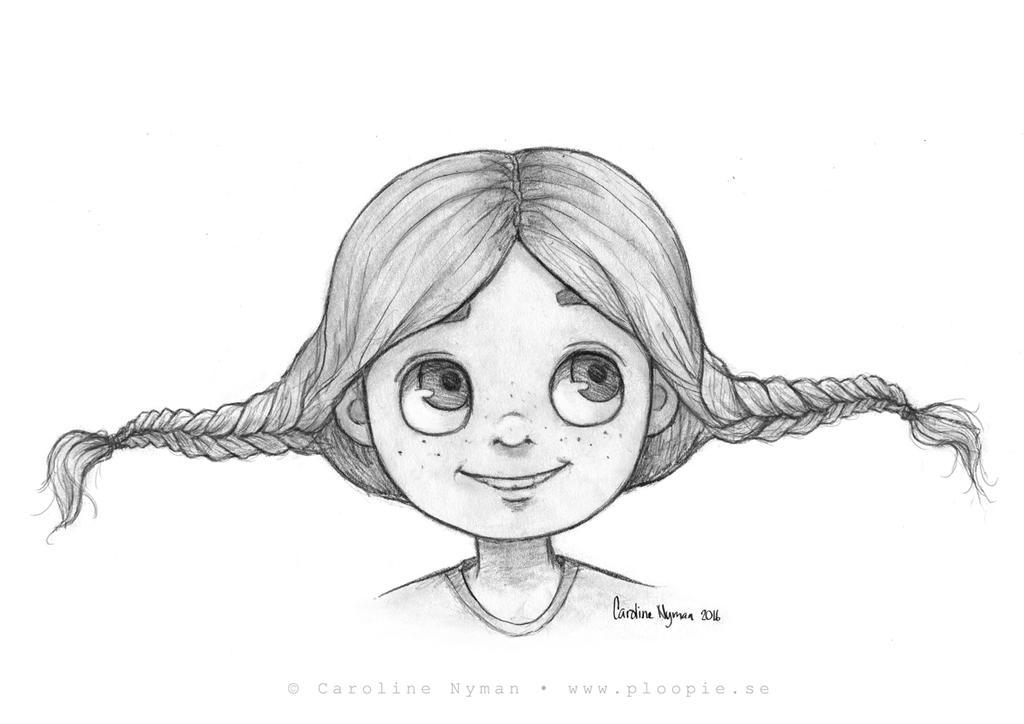 Pippi by Caroline Nyman