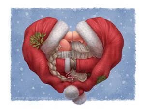 Little Santa Love