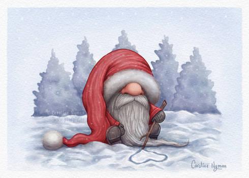 Lonely Little Santa
