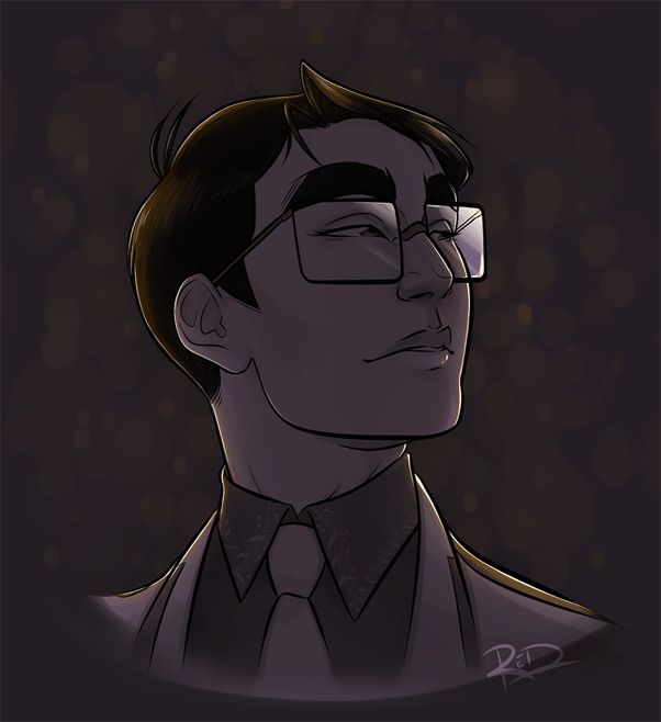 Late Night Jin by AnArtistCalledRed