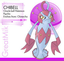Chibell by GreatMik