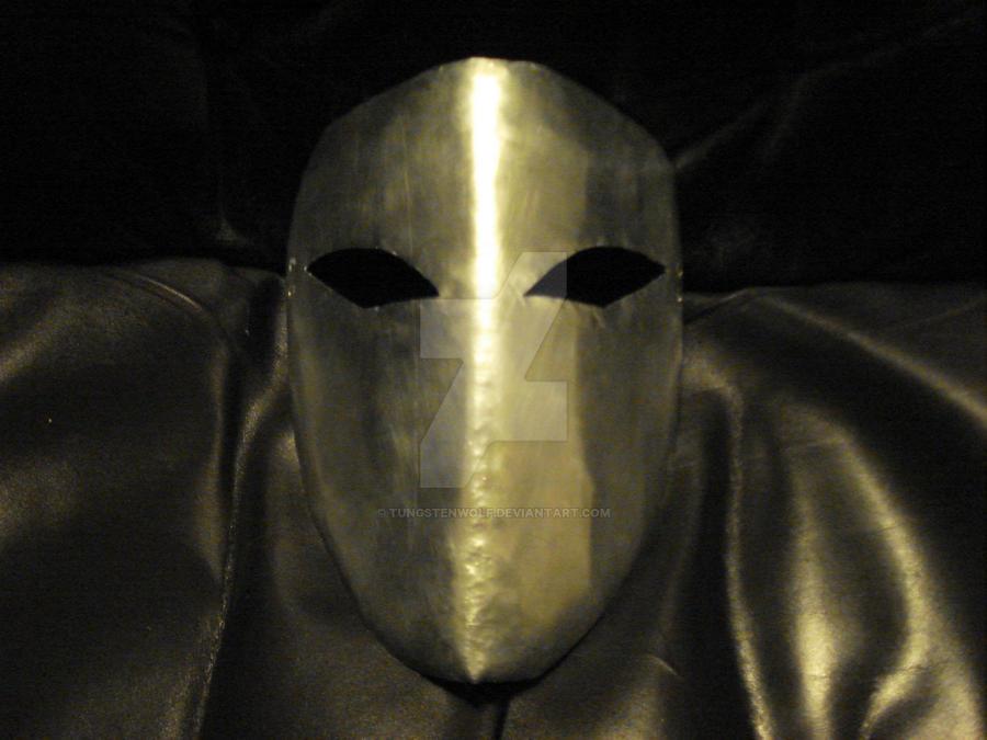 PROTO-Vega mask by tungstenwolf
