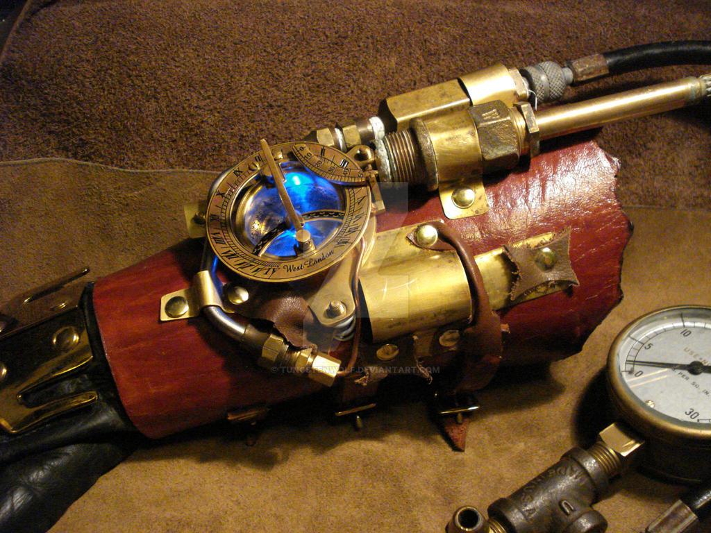 Steampunk Gauntlet: Upgraded2