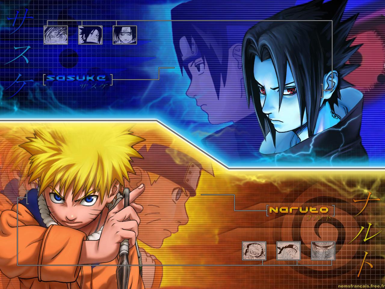 Wallpaper de naruto vs sasuke taringa - Naruto as sasuke ...