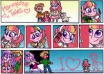 Honeycrisp Tales - Little Artist