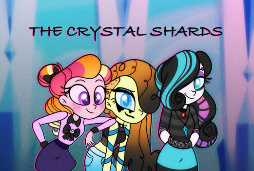 The Crystal Shards by CarouselUnique