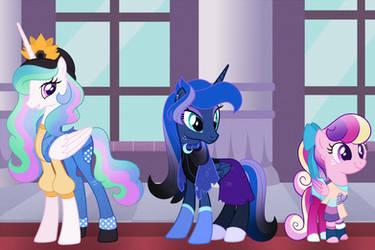 Fashion Princesses