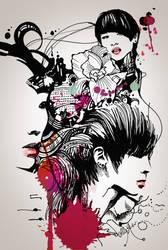 Jongkey love by allegator