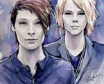 Shin and Kiro
