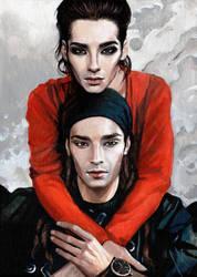 Family portrait by allegator